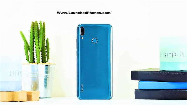 launched inward Republic of Republic of India equally the latest mobile cry upward Huawei Y9 2019 launched amongst HiSilicon Kirin 710