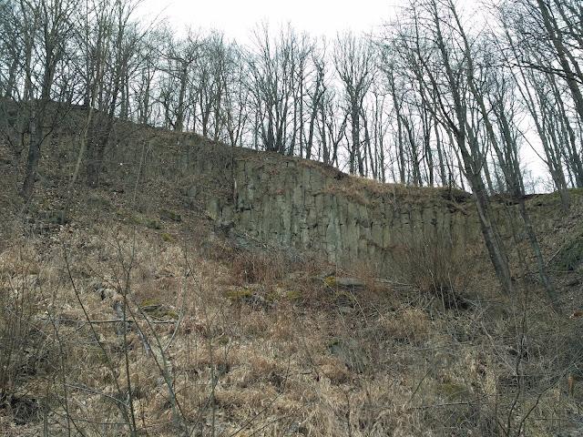Park Krajobrazowy Chełmy - wzgórze bazaltowe