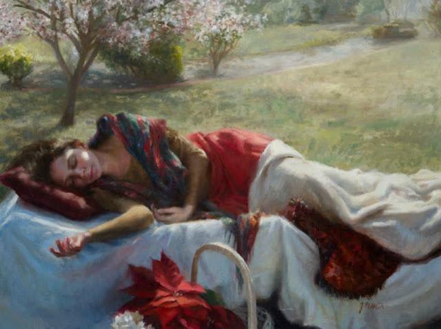 Beautiful Paintings By Joann Peralta