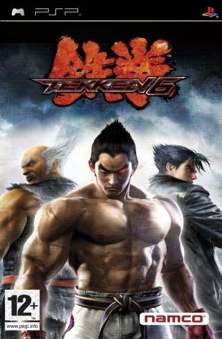 Tekken PSP ISO Download