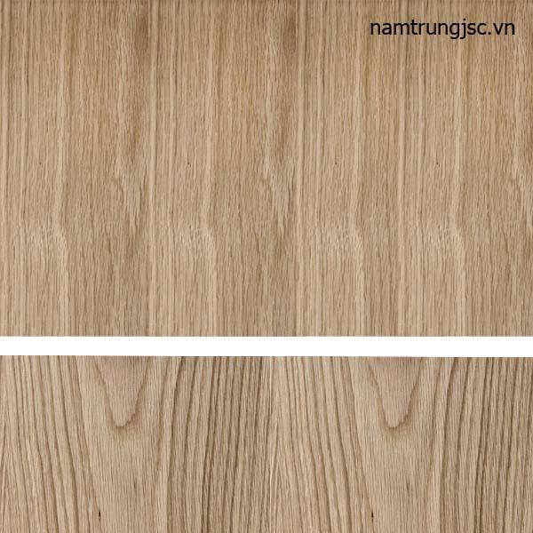 ván nền gỗ ghép phủ veneer sồi