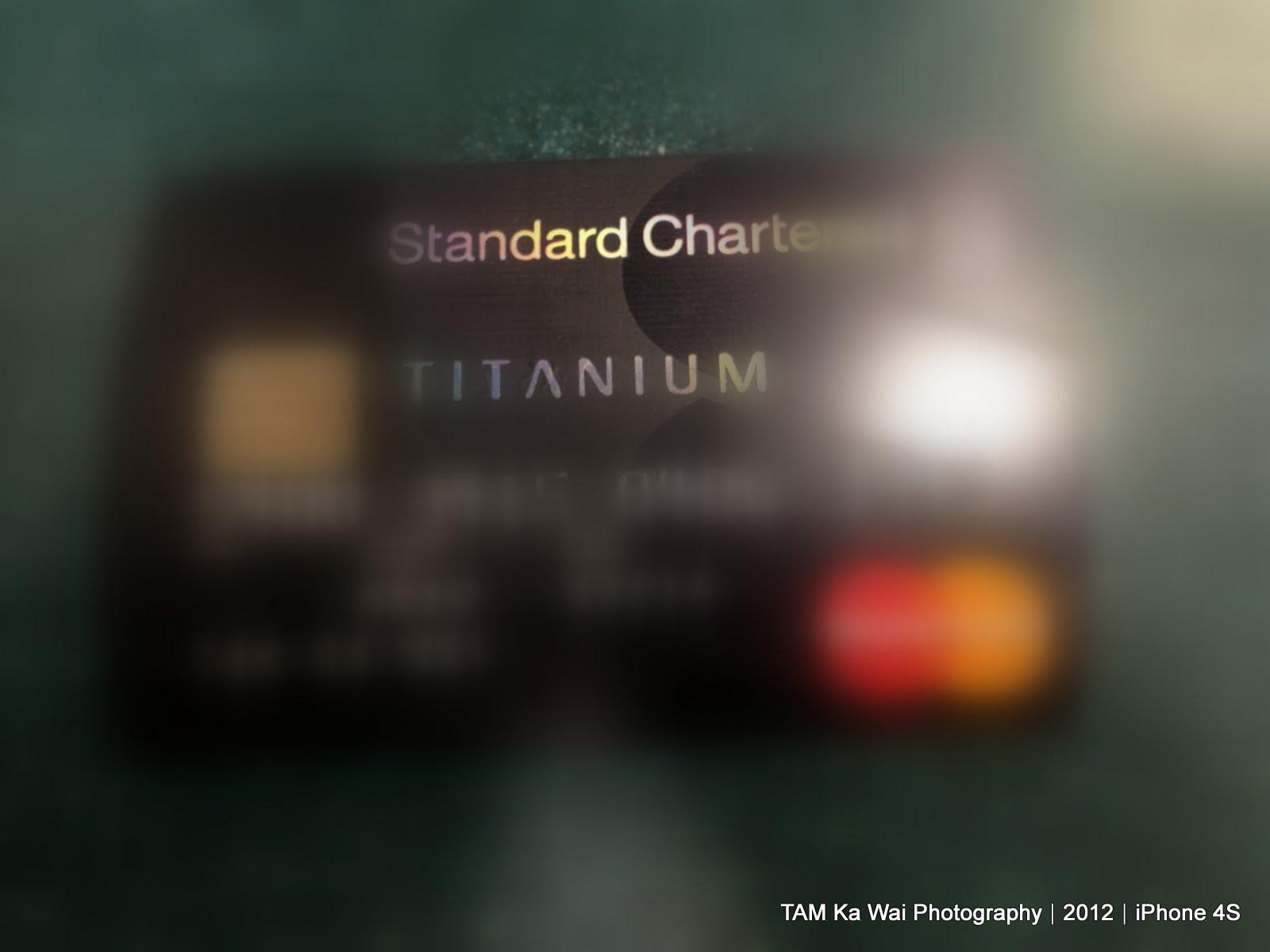 威少‧生活小點滴: 告別二張信用卡