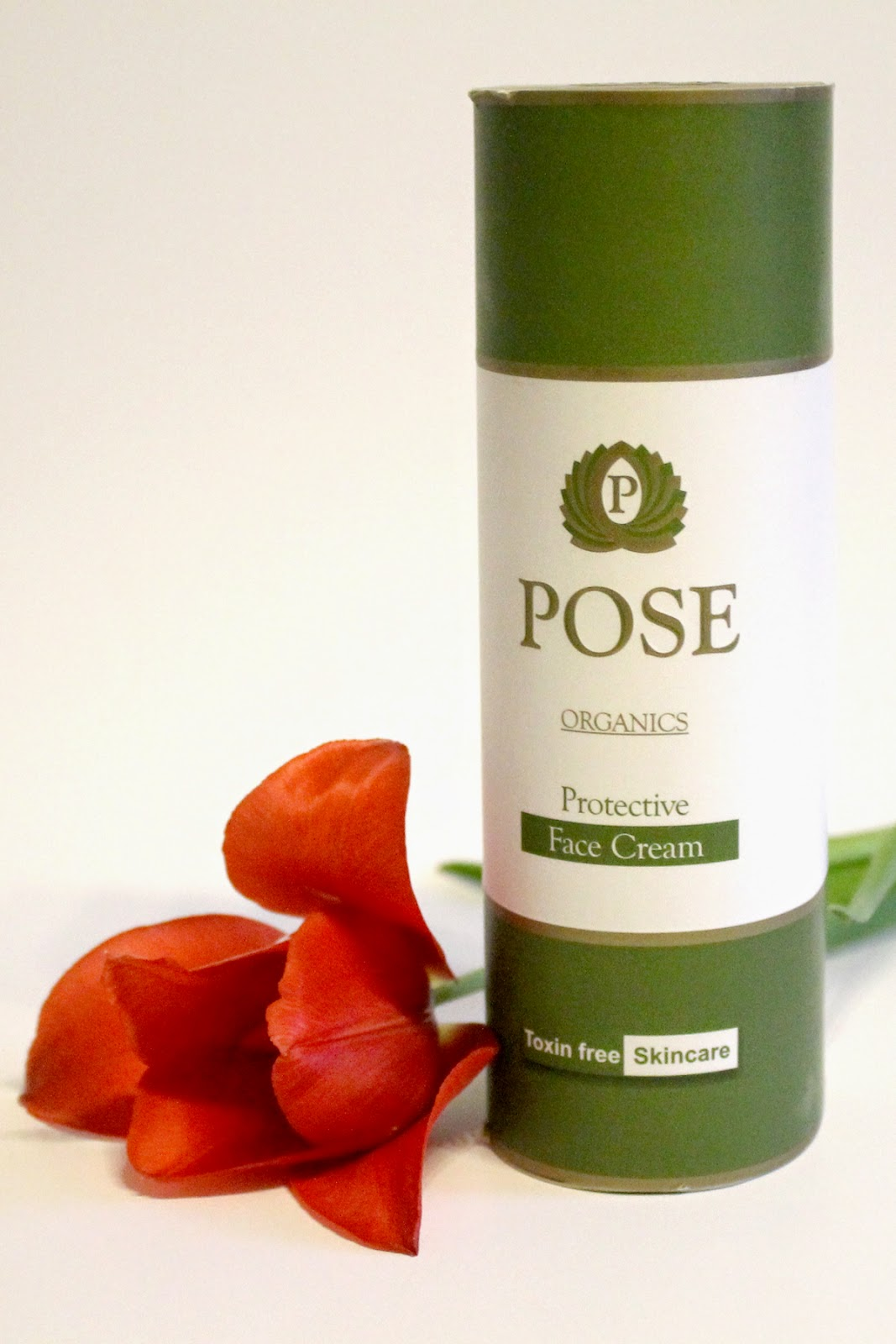POSE protective face cream