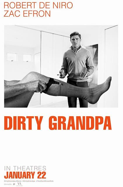 Poster Dirty Grandpa