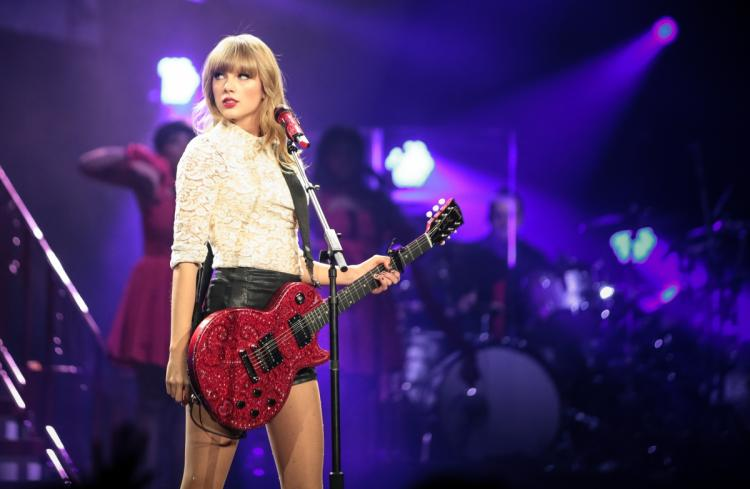 Taylor Swift Concert Age Requirement Web App