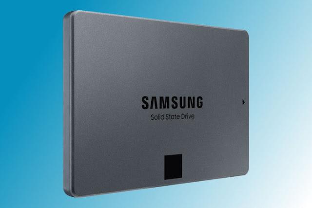 سامسونج تكشف أقراص تخزين QVO 860 SSD بسعة تصل إلى 4 تيرابايت