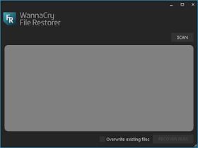 Telefónica Wannacry File Restorer