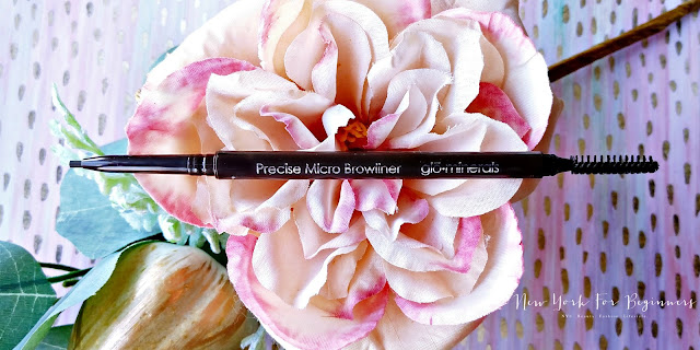 Glo Skin Beauty precise micro browliner review at New York For Beginners
