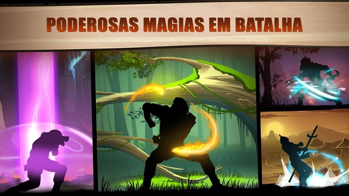 Shadow Fight 2 MOD Dinheiro / Diamantes Infinitos 2021 v 2.11.1