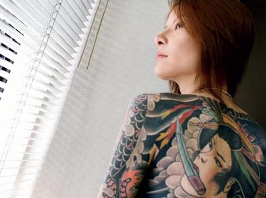 Anak Perempuan Ketua Yakuza Jepun Yang Menggerunkan
