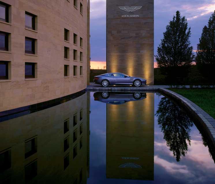 Aston Martin USA Corporate Office Headquarters HQ