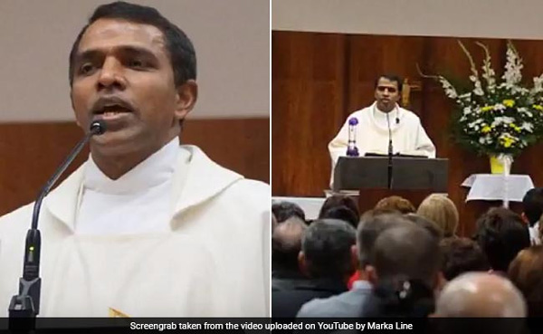 Indian priest stabbed inside Melbourne church, Hospital, Treatment, Kozhikode, News, Crime, World