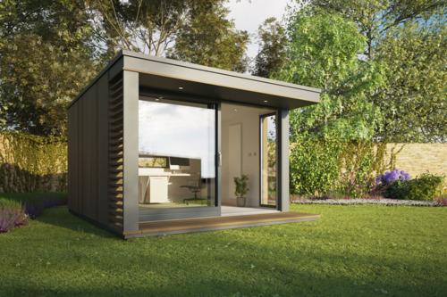 Oficinas m viles casas prefabricadas mundicasas for Casas de madera para jardin precios