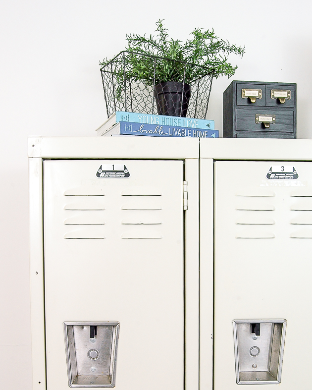 Lockers, vintage, style lockers, office