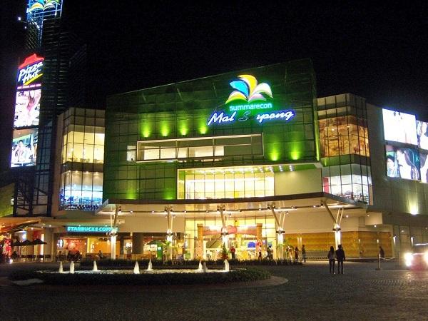 Naik Kereta Commuter Line ke Summarecon Mall Serpong