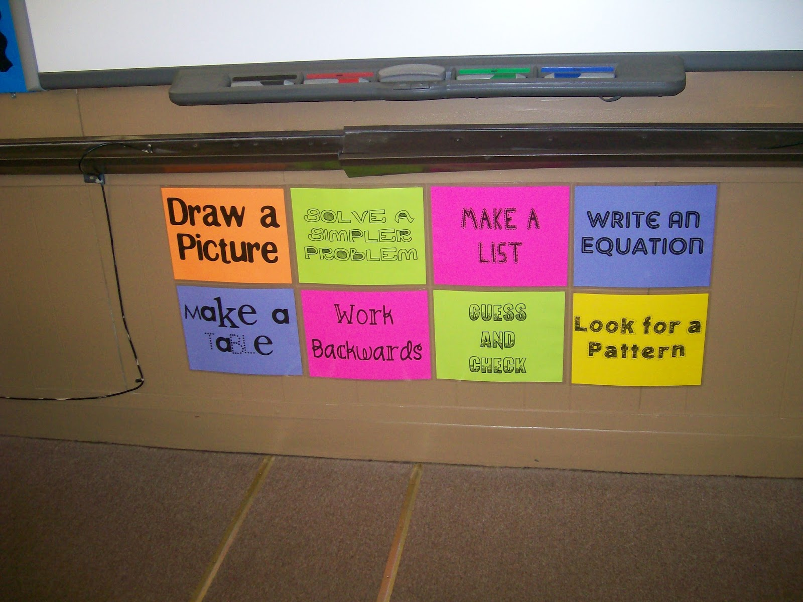 High School Math Classroom Design : Math love classroom pictures