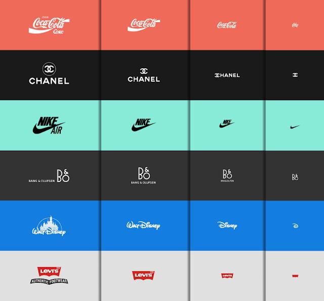 diseños de logos responsivos