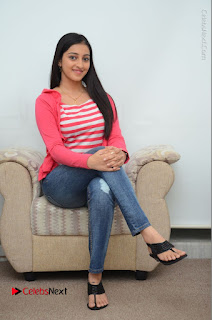 Telugu Actress Mouryani Latest Pos in Blue Denim Jeans  0090.JPG