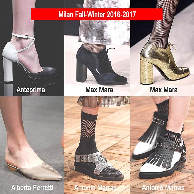 Model sepatu wanita terbaru 2016-2017 Max Mara, Anteprima