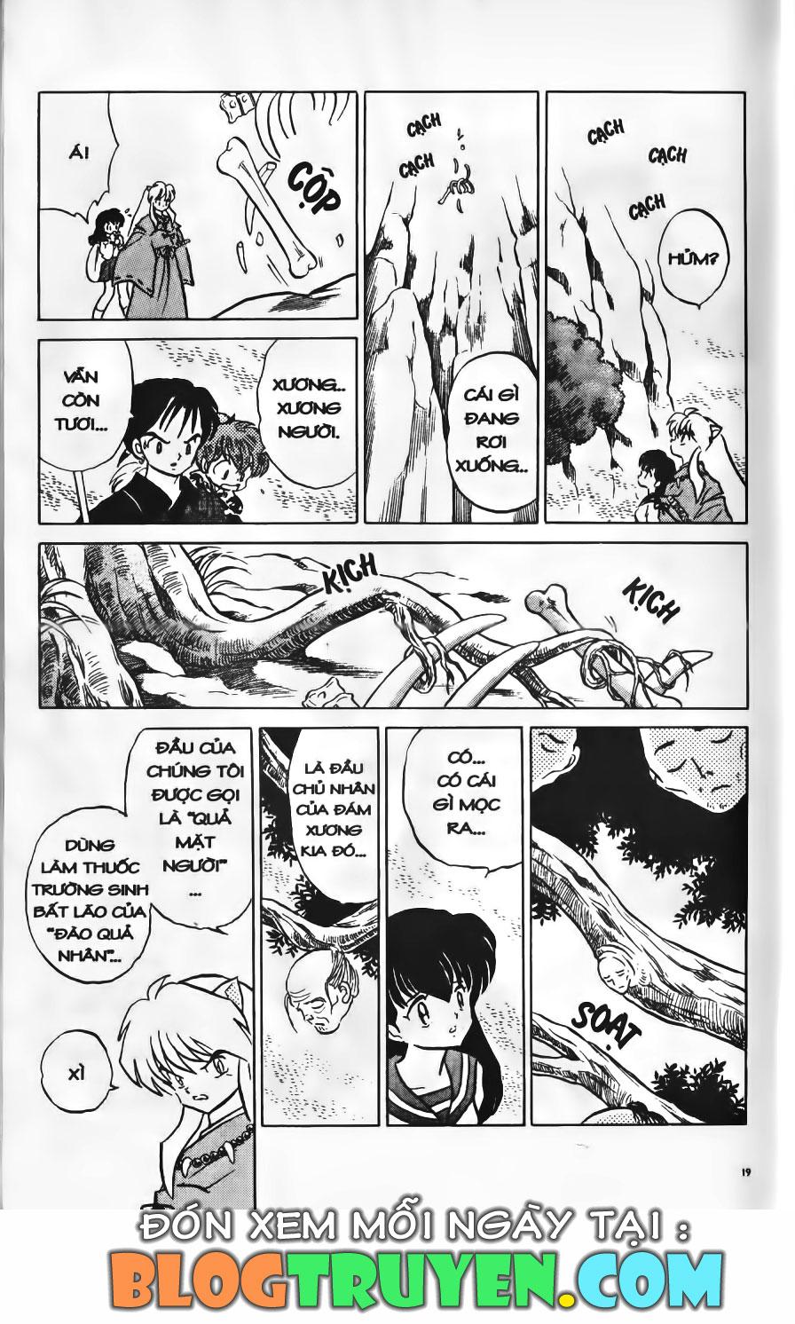 Inuyasha vol 09.1 trang 18