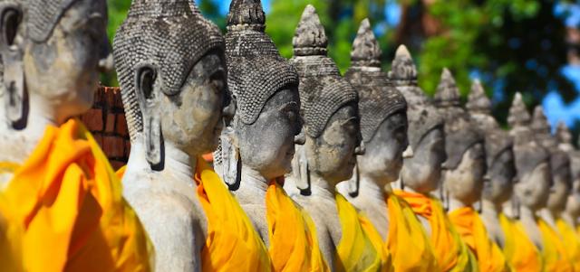 traveling menarik ke Thailand