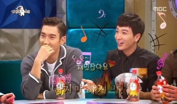 BLUE WORLD: 141008 Radio Star with Super Junior ENG SUB
