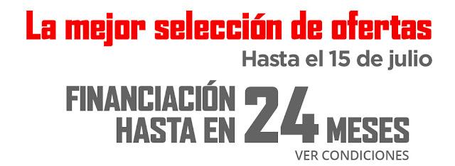 Top 10 La mejor selección de ofertas hasta el 15 de julio de El Corte Inglés
