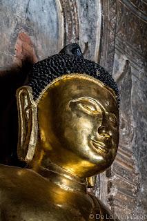 Bouddha - Dhammayazaka Zedi - Bagan