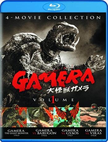 Gamera vs. Viras 1968 Dual Audio Hindi 720p BluRay 850mb