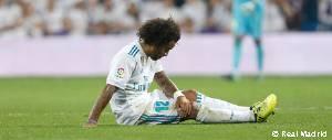 Comunicado Médico sobre la lesion de Marcelo