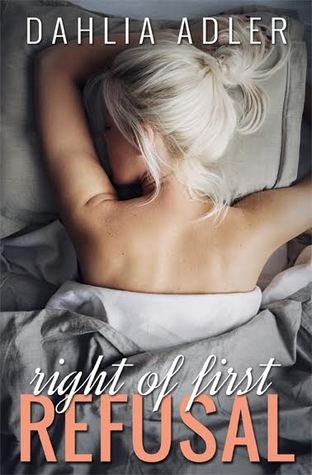 Right of First Refusal book cover