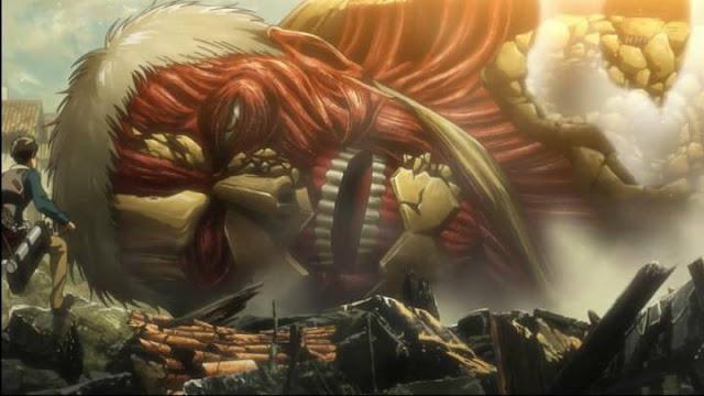 Shingeki no Kyojin Season 3 Part 2 Episode 5 Sub Indonesia