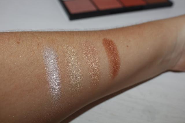 makeup_revolution_pro_glow_2_notinoes_swatches_1