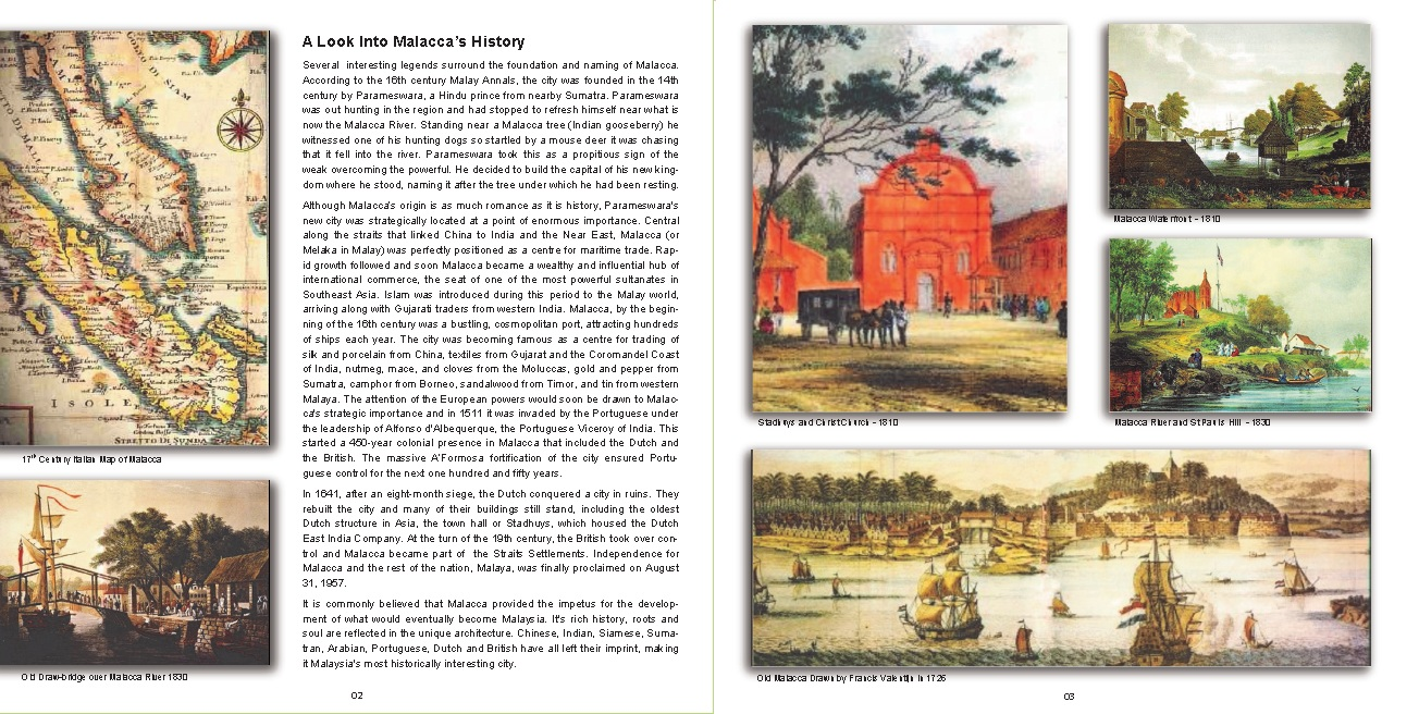 A Brief History of the Malacca