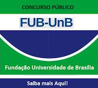 Concurso FUB -  Fundação Universidade de Brasília UnB DF 2016