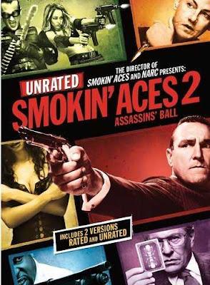 Poster Smokin Aces 2 Assassins Ball 2010 Dual Audio HD 300MB