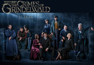 Fantastic Beasts: The Crimes of Grindelwald First teaser Art