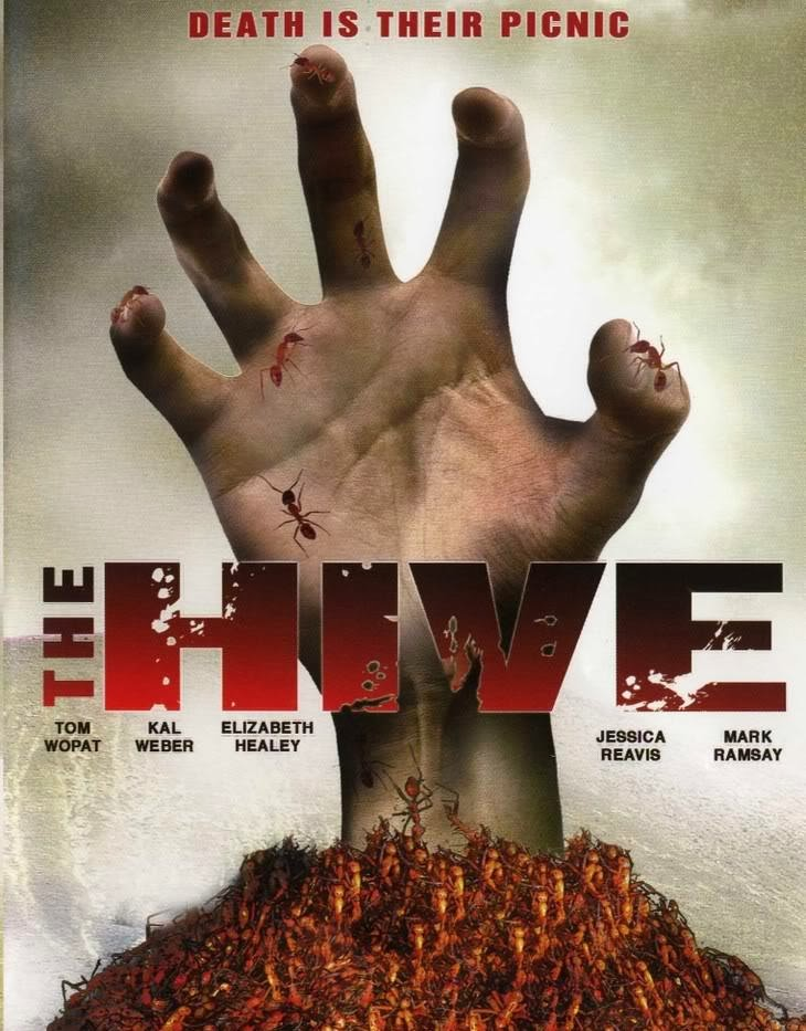 Poster Of The Hive (2008) Full Movie Hindi Dubbed Free Download Watch Online At worldfree4u.com