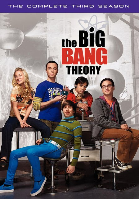The Big Bang Theory – Saison 3 [Complete] [Streaming] [Telecharger]