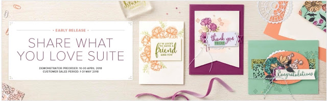 Early Release - Share What You Love Bundles