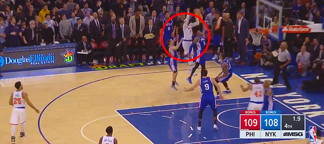 Carmelo Anthony with 2 CLUTCH Baskets! Crunch Time in New York! (VIDEO)