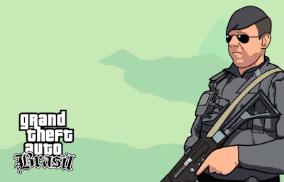 gta sa mod gta brasil artwork loadscreen