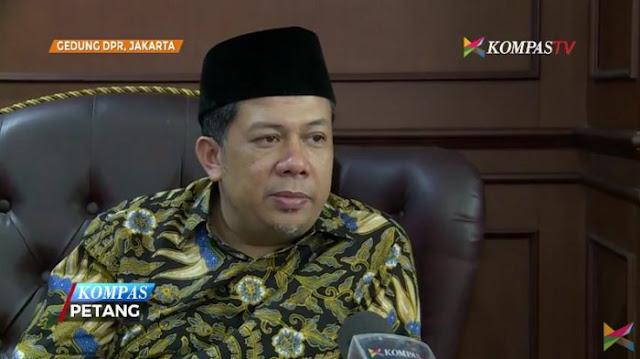 Setelah Tak Jadi Anggota DPR, Profesi Inilah yang Dipilih Fahri Hamzah