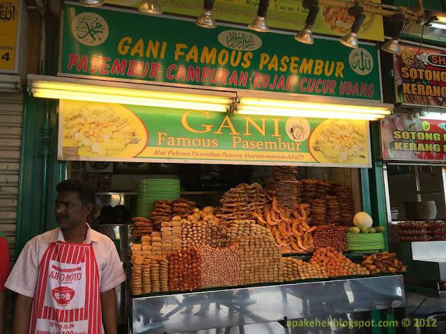Gani Famous Pasembur
