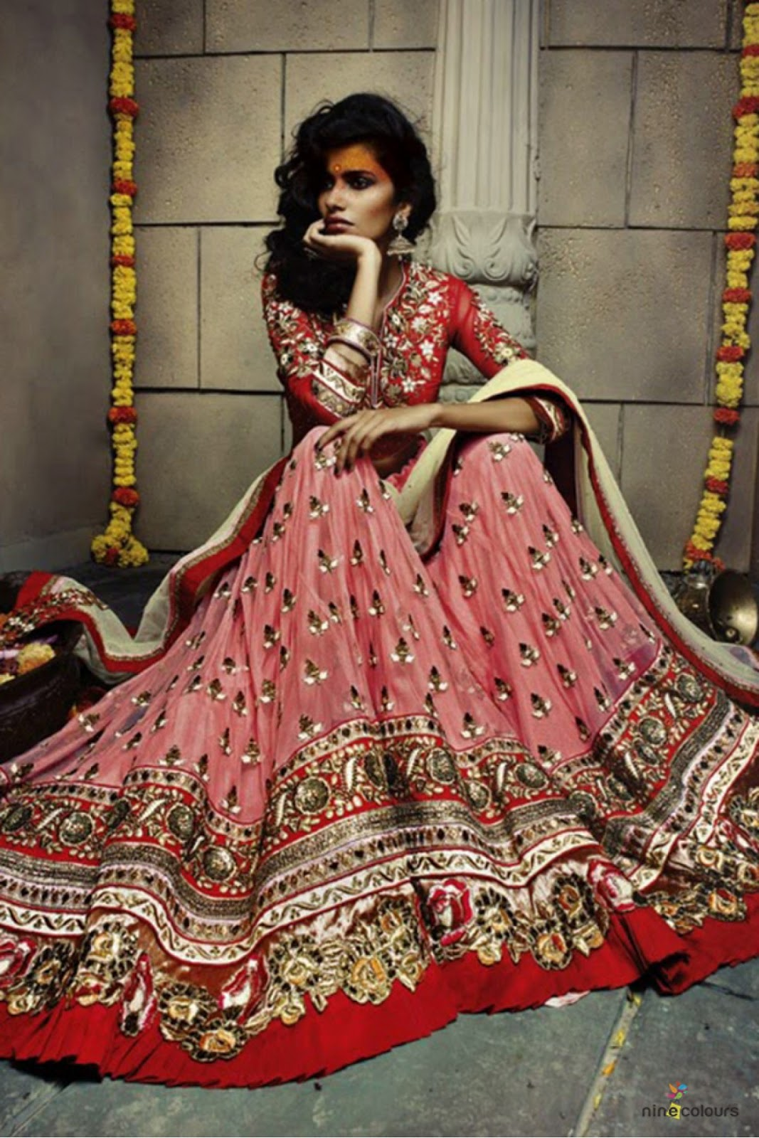 Latest lehenga choli designs online shopping
