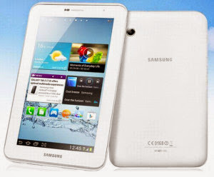 Rumors Quotes of the Samsung Galaxy Tab 3 Plus Spec