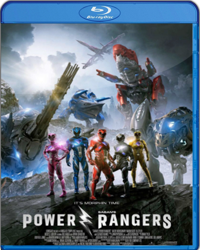 Power Rangers [2017] [BD25] [Latino]