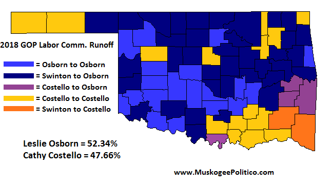 Tulsa county election results