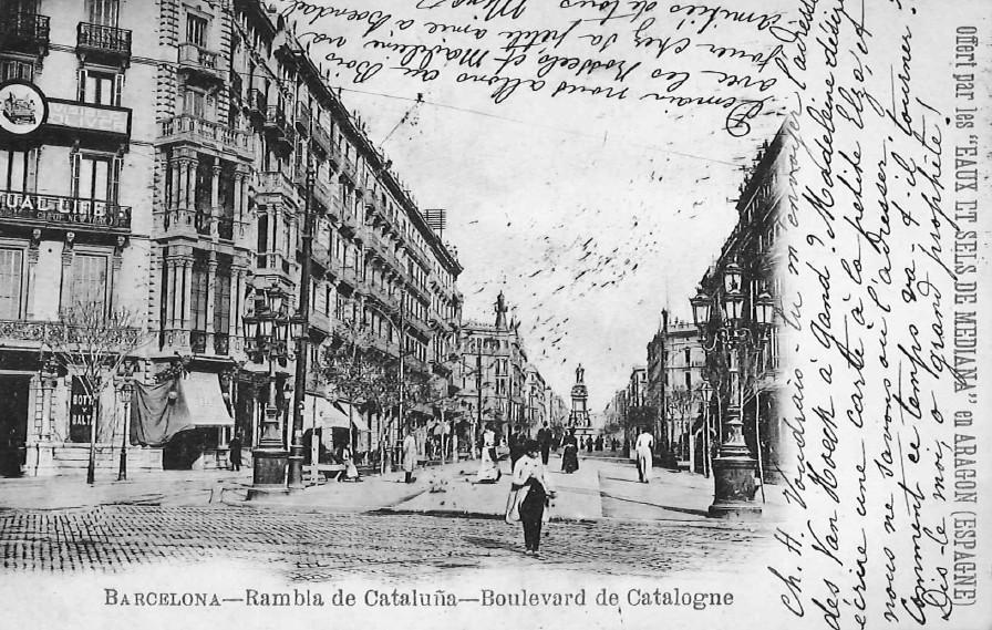 Le Blog de Callisto: L'Europe en cartes postales anciennes (1900-1914): l'Espagne et l'Italie