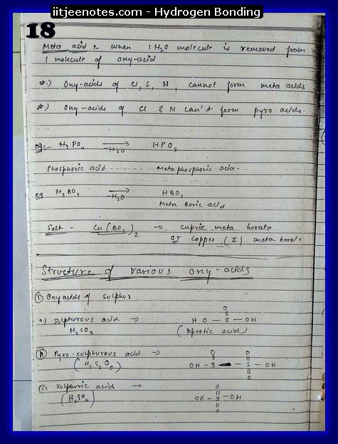 Hydrogen Bonding Notes4